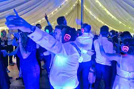 Cornwall Silent Wedding Disco