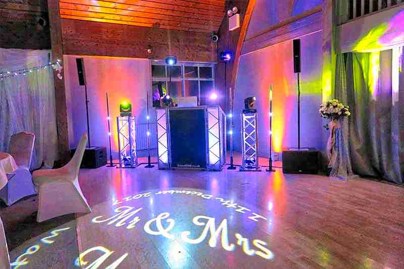 Waterside Wedding DJ